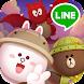 LINE バブル2-ブラウン&コニーのシューティングパズル - Androidアプリ
