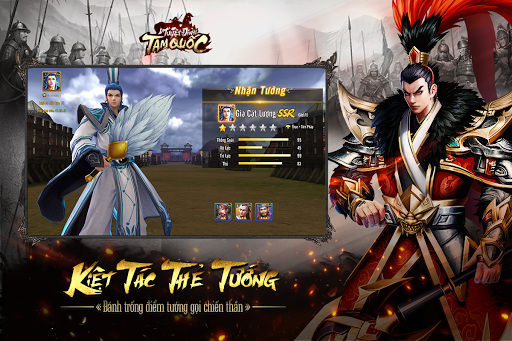 Tuyu1ec7t u0110u1ec9nh Tam Quu1ed1c - Tuyet Dinh Tam Quoc 1.0.52 screenshots 8
