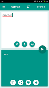 French-German Translator