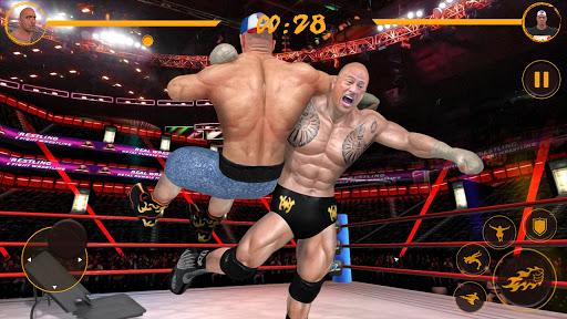 BodyBuilder Ring Fighting Club: Wrestling Games 1.1 Screenshots 2