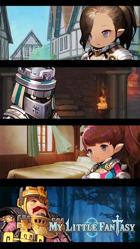 MY Little Fantasy: Healing RPG 1.19.45 screenshots 11