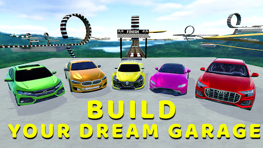 City GT Racing Car Stunts 3D Free - Top Car Racing 2.0 screenshots 7