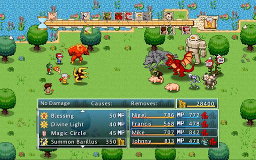 Doom & Destiny Advanced Free apkdebit screenshots 9