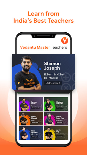 Vedantu: LIVE Learning App   Class 1-12, JEE, NEET 1.6.9 screenshots 2