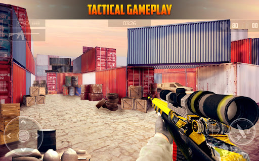 Anti Terrorist Team Shooter:Offline Shooting Games 2.2 screenshots 11