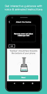 EyeQue PVT: Smartphone Vision Test