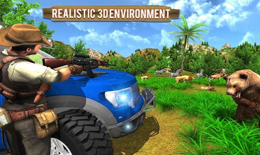 Animal Hunt : Jungle Survival Hack Game Android & iOS 4
