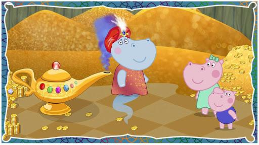 Aladdin's adventures. Magic lamp  screenshots 5