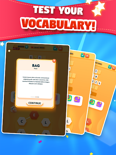 Wordly: Link Together Letters in Fun Word Puzzles apkmr screenshots 16