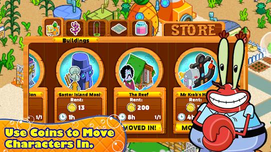 SpongeBob Moves In Mod APK 1.0 Download (Unlimited Money) 4