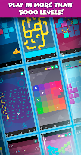 Smart Puzzles Collection 2.5.7 screenshots 10