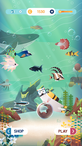 My Little Aquarium - Free Puzzle Game Collection 75 screenshots 6