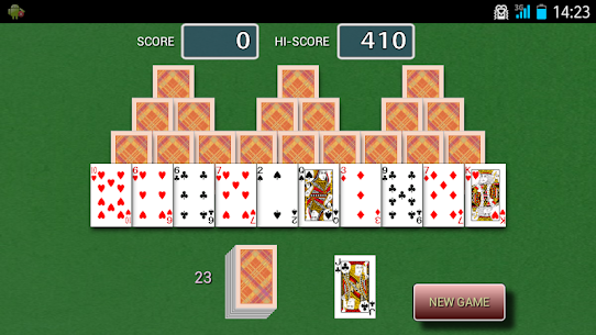 Tri Peaks Solitaire  For Pc – (Windows 7, 8, 10 & Mac) – Free Download In 2021 1