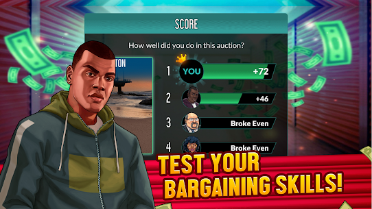 Bid Wars 2 MOD (Unlimited Money) APK for Android 4