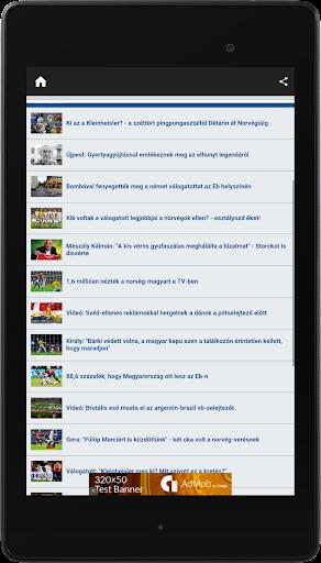Hungary Newspapers App | Hungary News App 7.5 screenshots 3