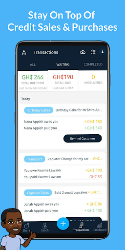 OZu00c9 Business App android2mod screenshots 5