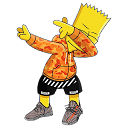 WAStickerApps Dabbing Stickers