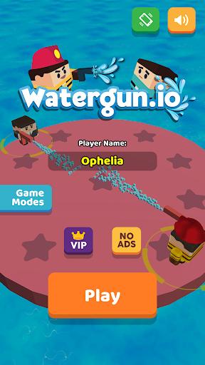 Code Triche Watergun.io apk mod screenshots 1