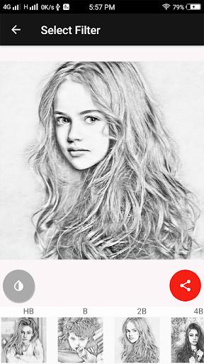 Sketch Photo  Maker android2mod screenshots 1