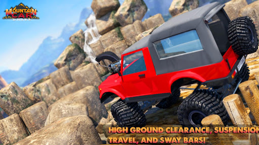 Mountain Car Drive 2021 : Offroad Car Driving SUV  screenshots 1
