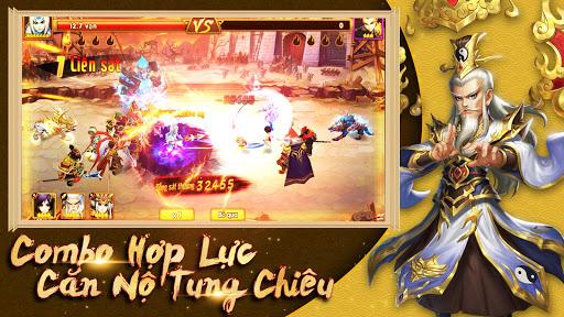 Tam Anh Thu1ee7 Thu00e0nh - Danh Tu01b0u1edbng Thiu00ean Hu1ea1  screenshots 5