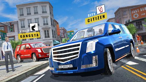Car Simulator Escalade Driving 1.2 screenshots 3