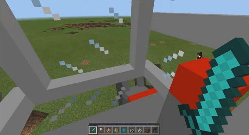 Defender Robot Mod for MCPE 4.4 screenshots 2
