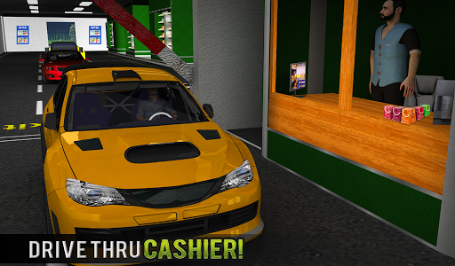 Drive Thru Supermarket: Shopping Mall Car Driving 2.3 Screenshots 19