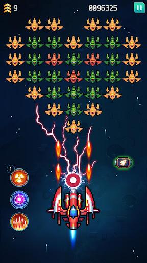 Galaxiga: Classic Galaga 80s Arcade - Free Games modavailable screenshots 9