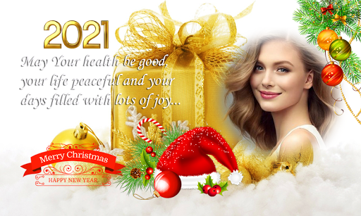2021 Christmas Greetings Photo Frames 1.0.3 Screenshots 12