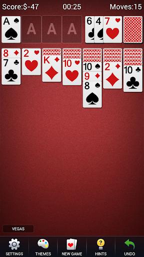 Solitaire - Klondike Solitaire Free Card Games  screenshots 10
