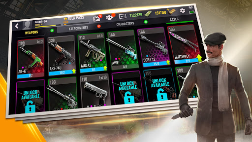 Zula Mobile: Multiplayer FPS 0.18.0 screenshots 13