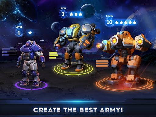 Galaxy Control: 3D strategy 34.17.89 Screenshots 7