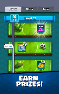Soccer Royale: Clash Games 4