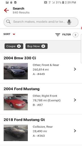IAA Buyer Salvage Auctions 11.5 Screenshots 7