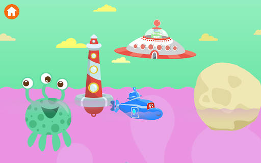 Carl the Submarine: Ocean Exploration for Kids  screenshots 16