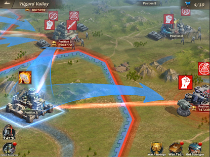 Z Day: Hearts of Heroes | MMO Strategy War Screenshot
