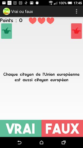 Vrai ou Faux ? android2mod screenshots 4