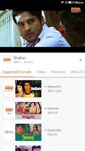YuppTV – LiveTV, Movies, Music, IPL Live, Cricket 3
