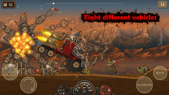 Download Earn to Die Apk [MOD, Unlocked] v1.4.33 for android 2021 2