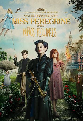El Hogar De Miss Peregrine Para Niños Peculiares Películas En Google Play