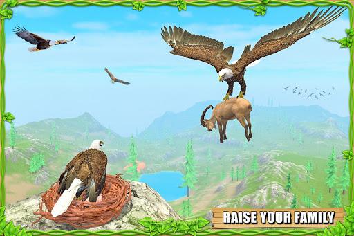 Furious Eagle Family Simulator 1.0 screenshots 3