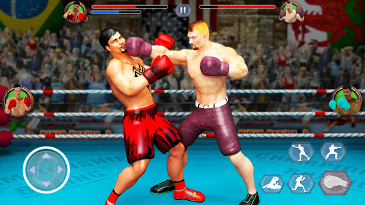 Tag Team Boxing Game: Kickboxing Fighting Games 2.9 Pc-softi 1