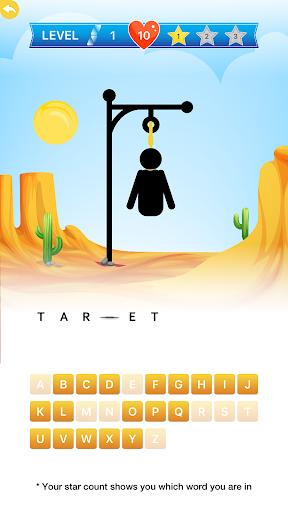 Hangman Multiplayer - Online Word Game 7.8.1 screenshots 6