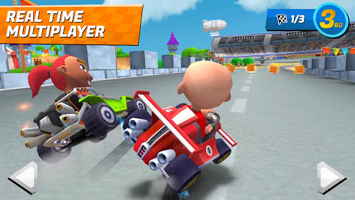 Boom Karts - Multiplayer Kart Racing 0.51 screenshots 1