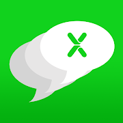 SA Group Text  Icon