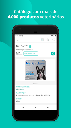 Vet Smart Cães e Gatos  screenshots 1