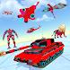 Tank Robot Transform War 2021 - Androidアプリ