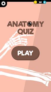 Anatomy & Physiology Quiz - Free Human Anatomy App