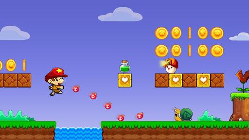 Super Bob's World: Jungle Adventure- Free Run Game 1.233 screenshots 7